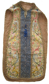 Antique Embroidered Priest Robe