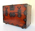 Antique Korean Bandagi Chest