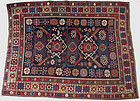 Antique Caucus Rug