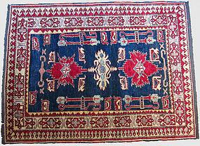 Hand Knotted Kazak Rug