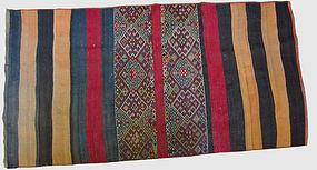 Hand Knotted Yoruk Rug