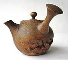 Bamboo Root Vessel - Medicine Pot.
