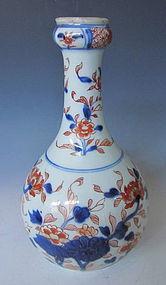 Antique Japanese Ko Imari Porcelain Vase