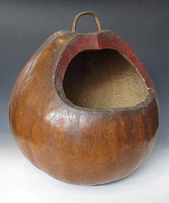 Japanese Gourd Flower Container Hisago Hanaire