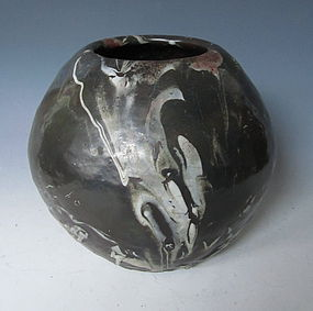 Japanese Studio Ware Vase