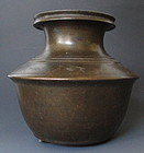 Antique Chinese Bronze Vase
