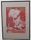 Mayumi Print of Treasure Ship