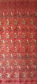 Antique Rare Chinese Brocade Textile Panel