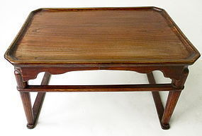 Korean Antique Elm Wood Stand