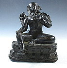 Antique Tibetan Bronze Statue of Tara