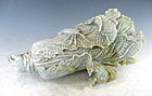 Chinese Jade Carved Cabbage