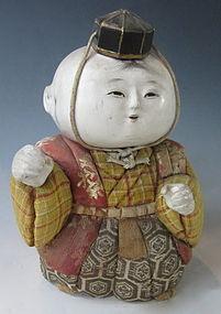Japanese Small Gosho Ningyo Standing Doll