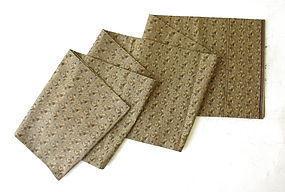 Antique Japanese Silk Obi
