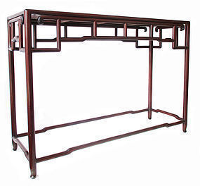 Chinese Hardwood Table