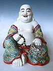 Chinese Porcelain Figure of Budai