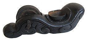 Antique Japanese Sumitsubo Carpenter Measure