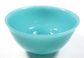 Antique Chinese Peking Glass Bowl