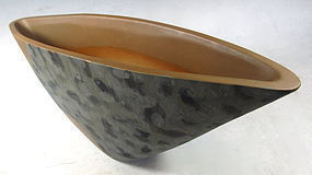 Japanese Contemporary Ceramic Signed Bowl