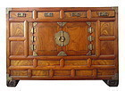 Antique Korean  Chest