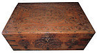 Antique Burmese Inlaid Box