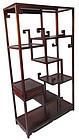 Chinese Rosewood  Display Shelf