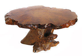 Dramatic Rootwood Coffee Table