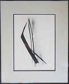 Japanese Framed Print by Toko Shinoda