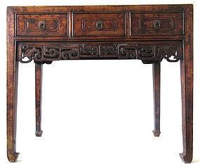 18th/19th Century Chinese Jumu Desk