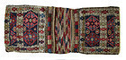 Antique Kurdish Kilim Saddle Bag