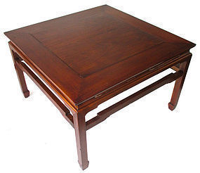 Antique Chinese Hardwood Table