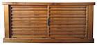 Antique Japanese Long Single Section Mizuya