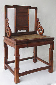 Antique Chinese Huanghuali Chair