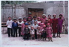 Photograph of Children by Si Cho Ko