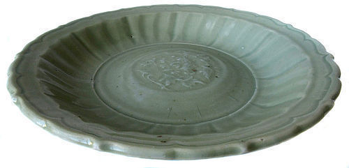 Langquan Chinese  Celadon Charger