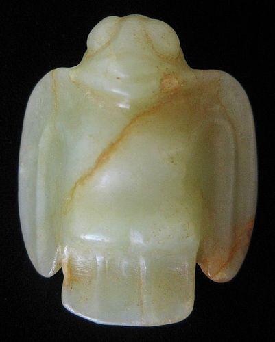 Neolithic Chinese Hongshan Jade Bird