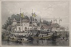 Chinese Framed Print of Macau