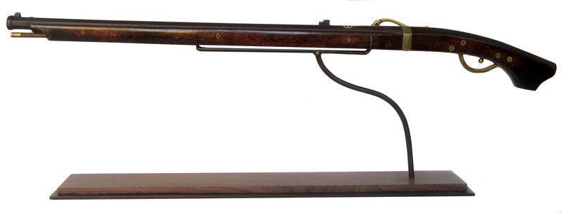 Antique Japanese Tanegashima Teppo Matchlock Rifle