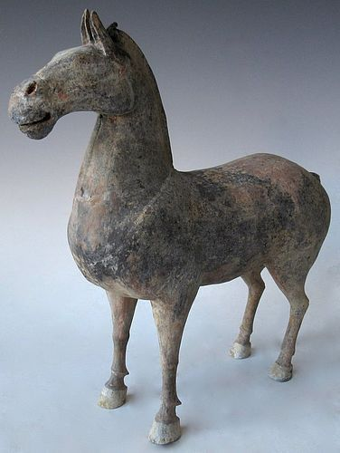 Chinese Han Dynasty Tomb Horse