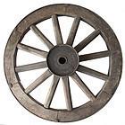 Antique Japanese Set of 4 Wagon Wheels