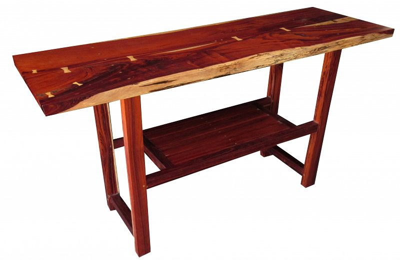 Contemporary Hardwood  Table