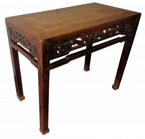Antique Chinese 19th Century Jumu Table - Chinese, Furniture From The Zentner Collection Of Antique Asian Art