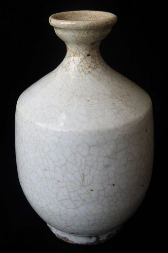 Antique Korean Ceramic Bottle