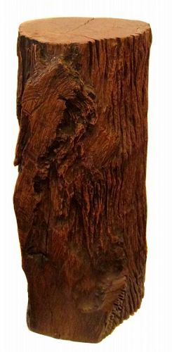 Philippines Tree Trunk Pedestal Stand