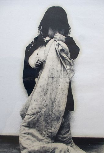 """Diary March 5th '79""  Framed Print by Tetsuya Noda"