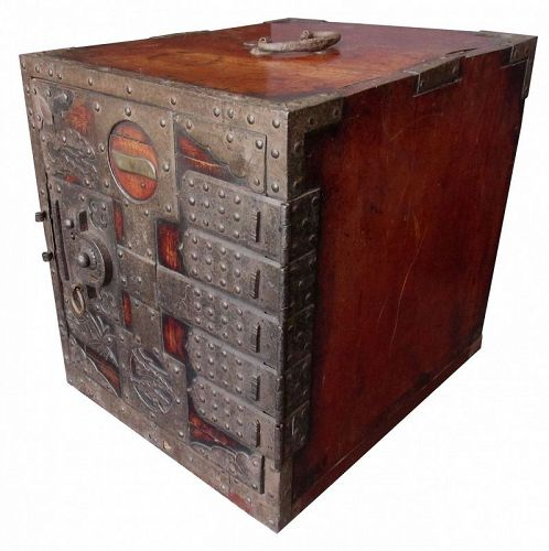 Japanese Furniture Boxes From The Zentner Collection