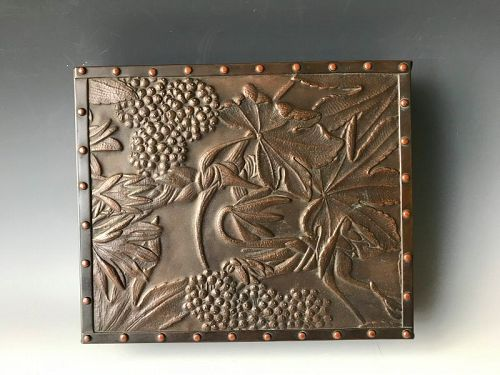 Japanese Copper Box