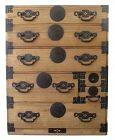 Japanese Antique Single Section Isho Tansu