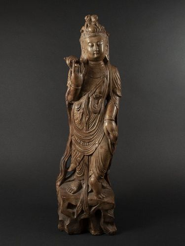 Chinese Guanyin Statue