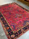 Antique Tribal Handknotted Carpet