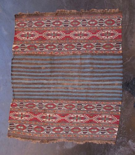 Antique Soumak Shahsavan (saddle bag), Caucasus, 19th century